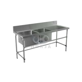 double-sink-with-table